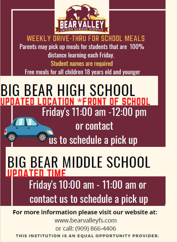 BVUSD Meal Flyer Distance English.png