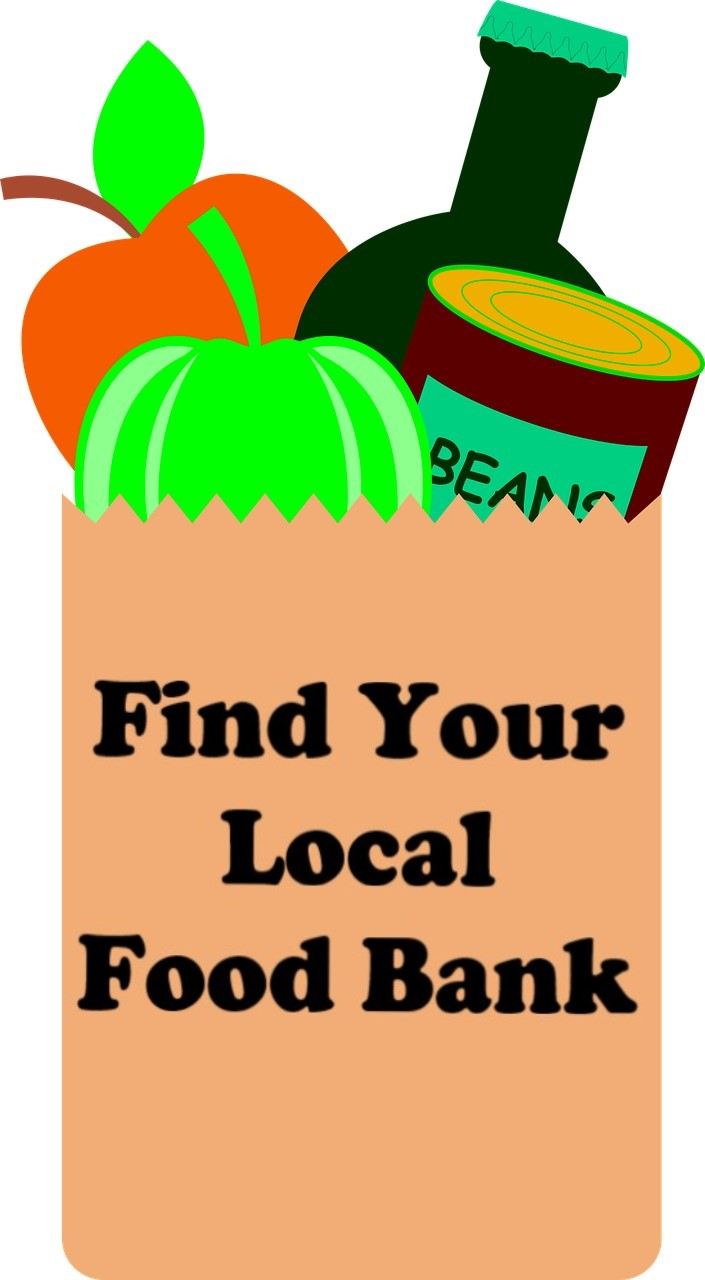 Click Here To Find Your Local Food Bank