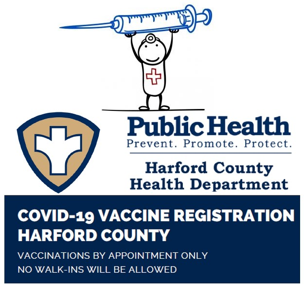 COVID-19 Meals/1 Harford County Health Dept Vaccine squared.jpg