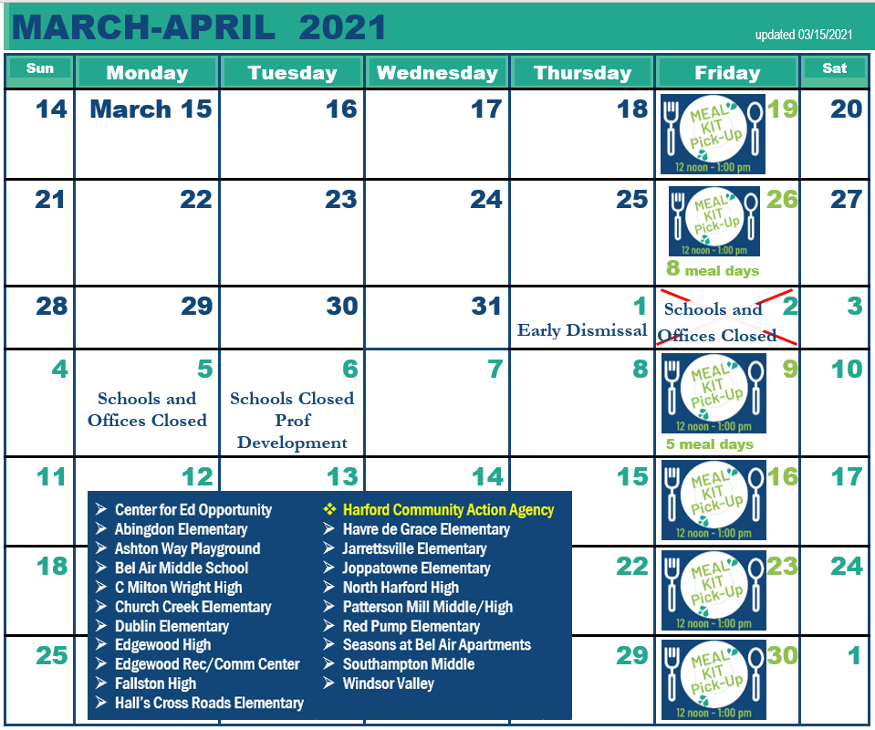 COVID-19 Meals/Meal Kit Pick Up calendar MARCH-APRIL.png