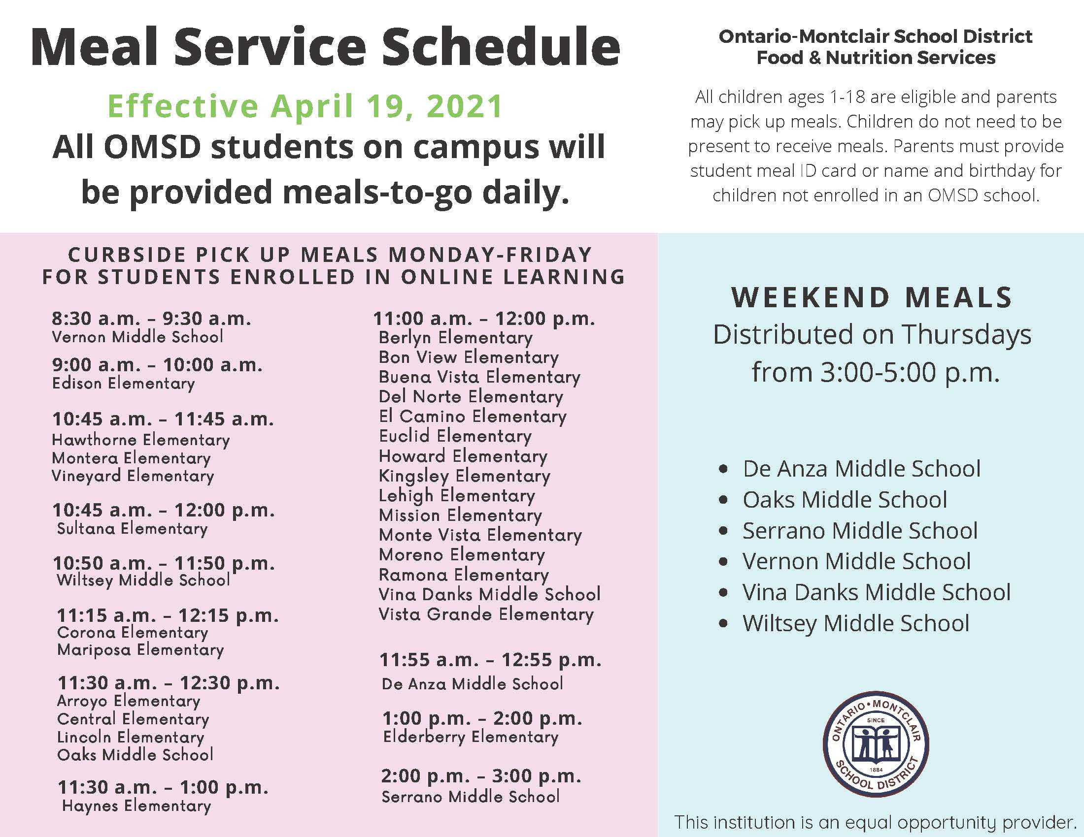 Meal Service for Hybrid Learning April 19 2021 English.jpg