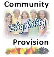 Community Eligibility Image with Students