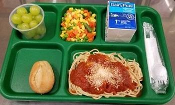 spaghetti-dinner image