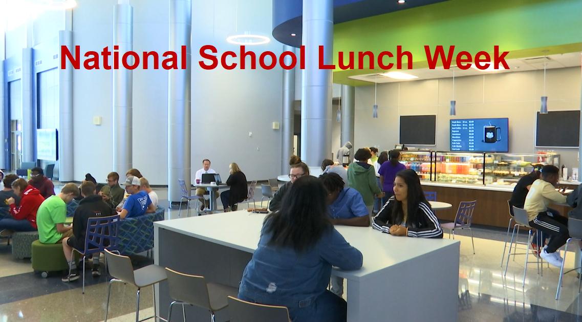National School Lunch Week 2019