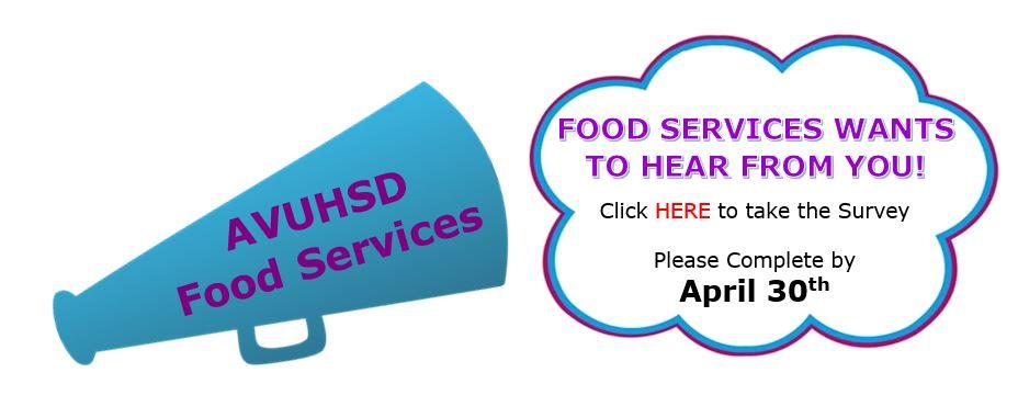 Avuhsd Food Services