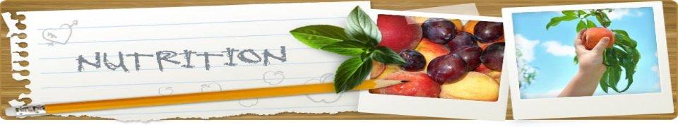 Nutrition Banner image