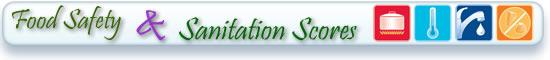 Health and Sanitation Scores