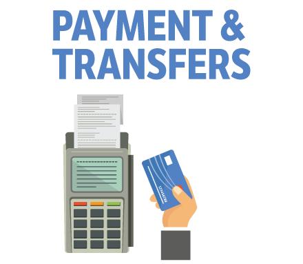 payment transaction button