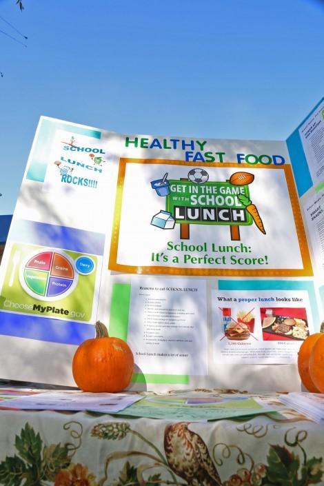 Nueva Health Fair image - Kern High School District