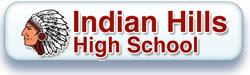 Indian Hills HS menu button