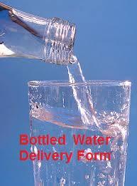 Bottled Water Ordering