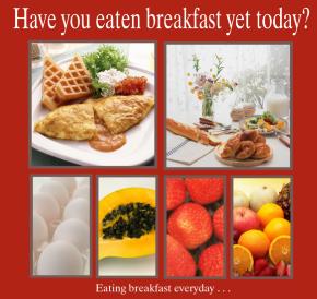 Get Breakfast