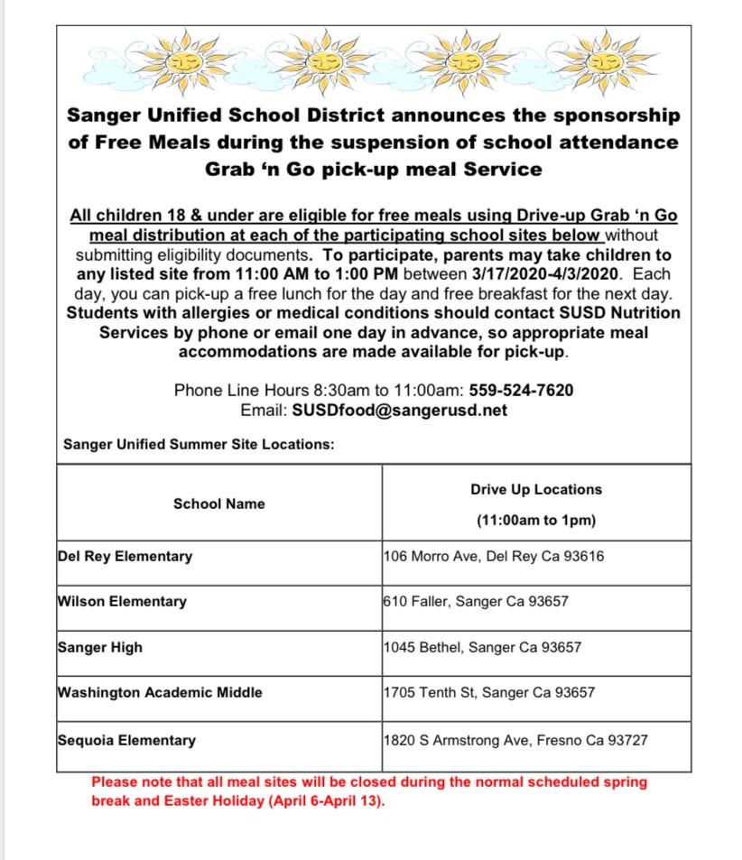 covid school closure announcement