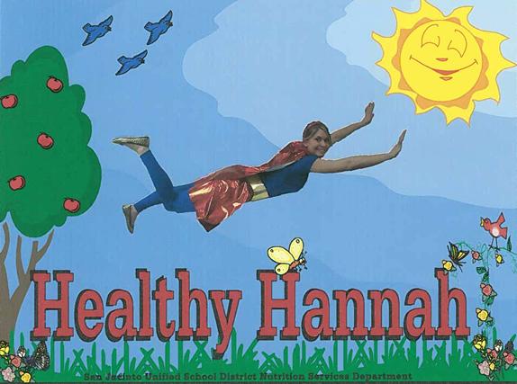 Healthy Hannah