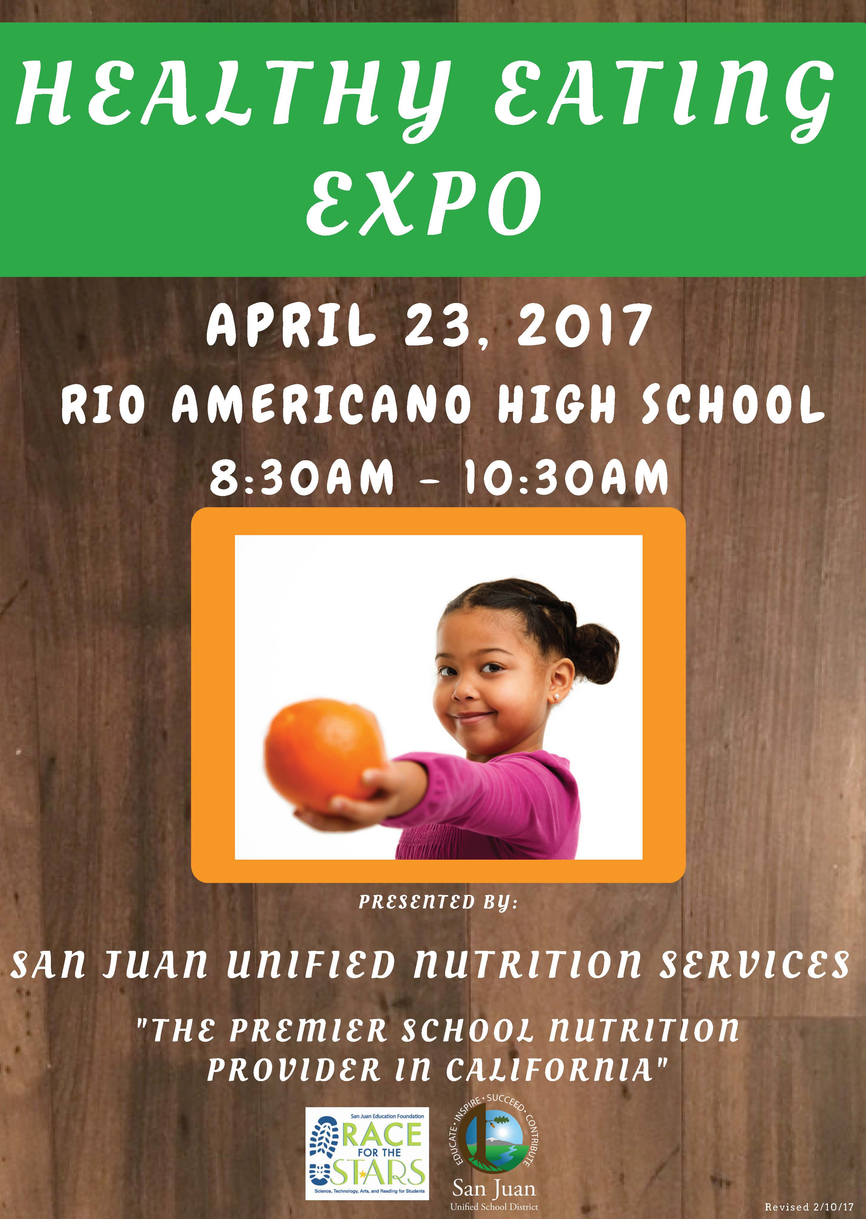 San Juan Unified School District Food Services