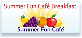 Summer Breakfast Menu