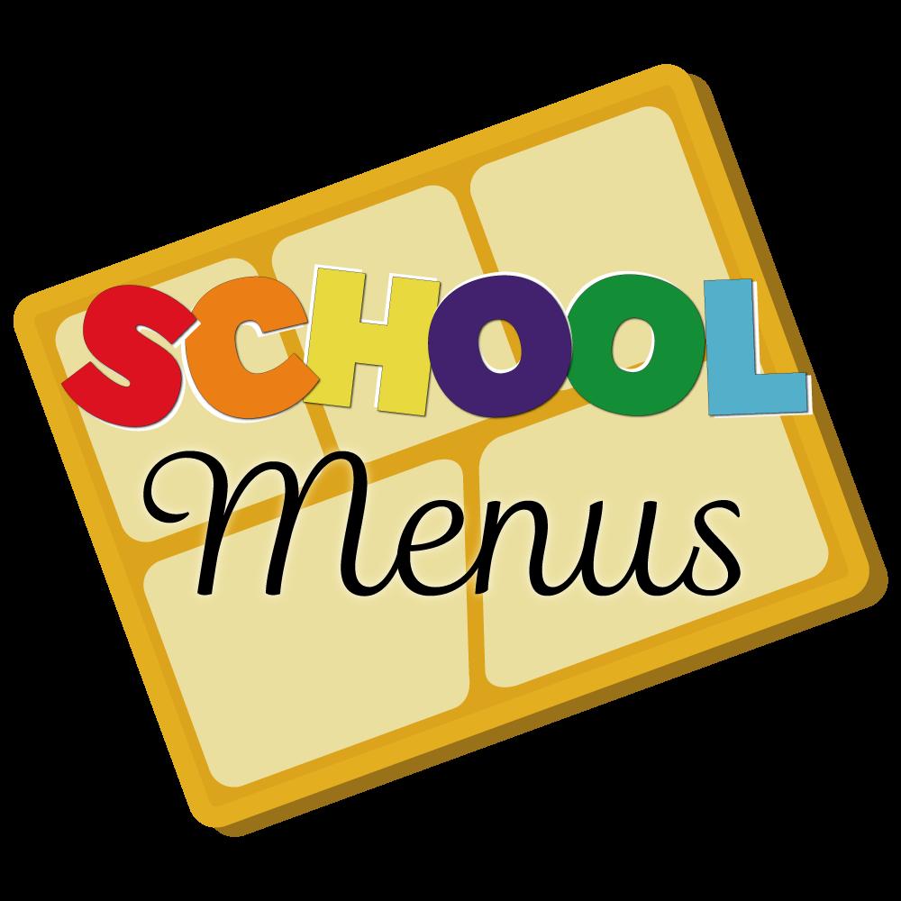 School Menus Tray Image