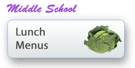 Middle School Lunch Menu